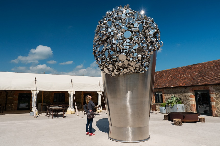 Hauser and Wirth, Bruton, Somerset
