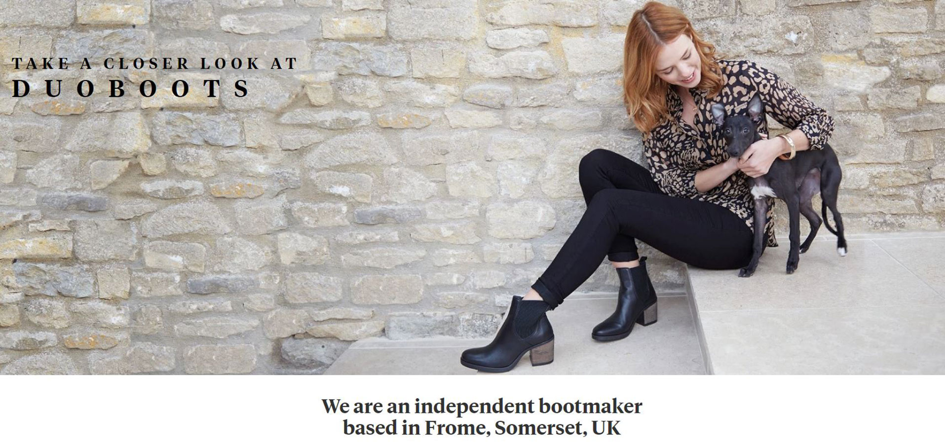 Duoboots INdependent Bootmaker in Frome